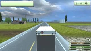 Farming Simulator 2013 Mods- Dodge 3500 Mega Cab, Lube Trucks, Dodge service