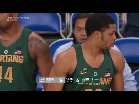 Connecticut vs Michigan State  NCAA Men