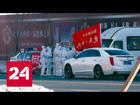 Откуда COVID-19: Китай ждет экспертов ВОЗ для ответа на вопрос - Россия 24