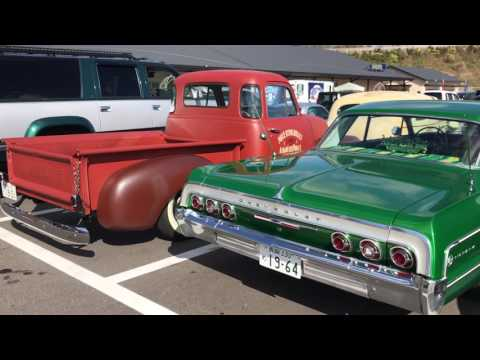 New Years cruise big way energy family and RPM impala Hakosuka kenmeri te27 lowriders
