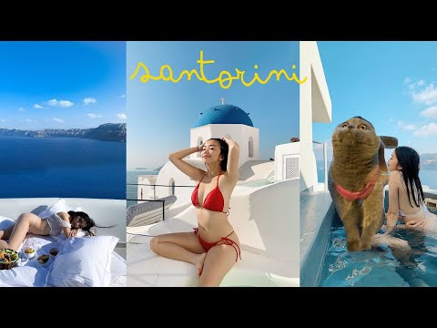 SANTORINI - (TICKETS, ACCOMMODATION, ACTIVITIES...) | ASK - ENGSUB | WKIMLE