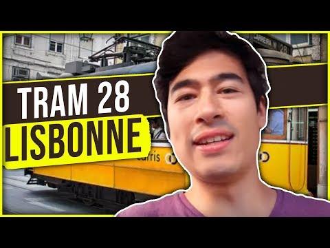 Tram 28 Lisbonne: je vous montre TOUT ! (2018) thumbnail
