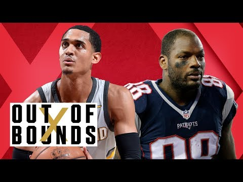 Martellus Bennett on Finding a Job After Football; Jordan Clarkson's Pet Dinosaurs | Out of Bounds