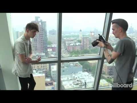 Porter Robinson: Billboard Photo Shoot + Q&A