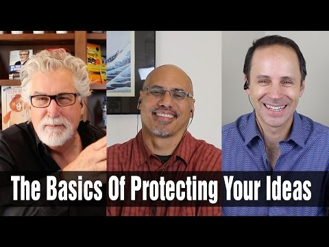 The Basics of Protecting Your Ideas for New Products