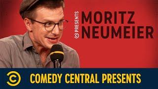 Comedy Central presents Moritz Neumeier