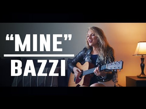 Bazzi - Mine (Acoustic) | Kensington Moore, Nick Warner COVER