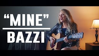 Bazzi - Mine (Acoustic) | Kensington Moore, Nick Warner COVER