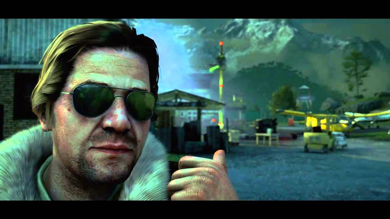 Far Cry 4 Jason Brody Mentioned By Cia Willis Youtube