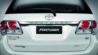 2012  Toyota Fortuner - Car in India