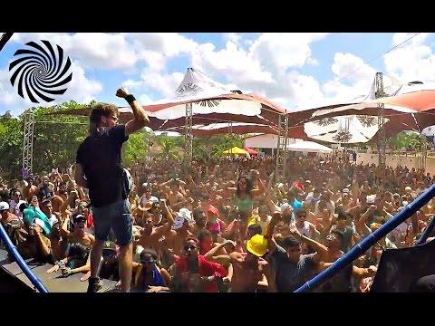 BLiSS @ Organic 6 Anos - Natal , Brasil 2015