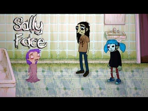 Sally Face ● ОБЩЕНИЕ С ПРИЗРАКАМИ #4(1440p)