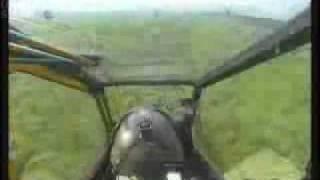 AH 1 Apache Cockpit View Japanese Army