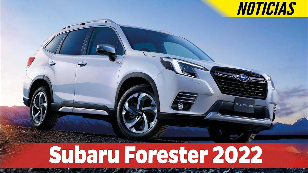 Subaru Forester 2022 - Más afilado y tecnológico🚙 🔥 | Car Motor