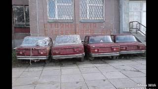 Заброшенные автомобили городов России 4