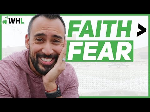 You don't get rich living in fear  ????