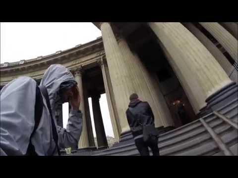 RUSSIA: Part Two, Walking in St Petersburg