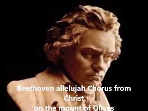 Beethoven hallelujah chorus