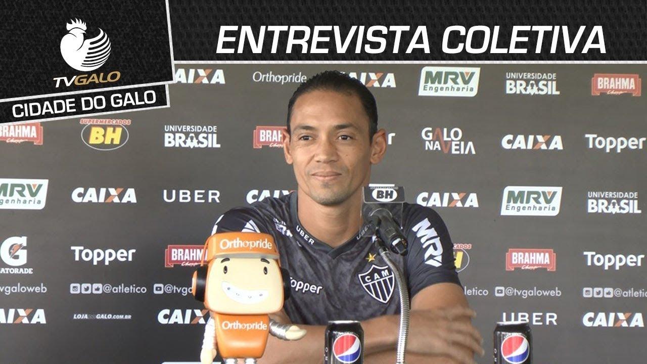 Entrevista Coletiva Ricardo Oliveira 26 04 2018