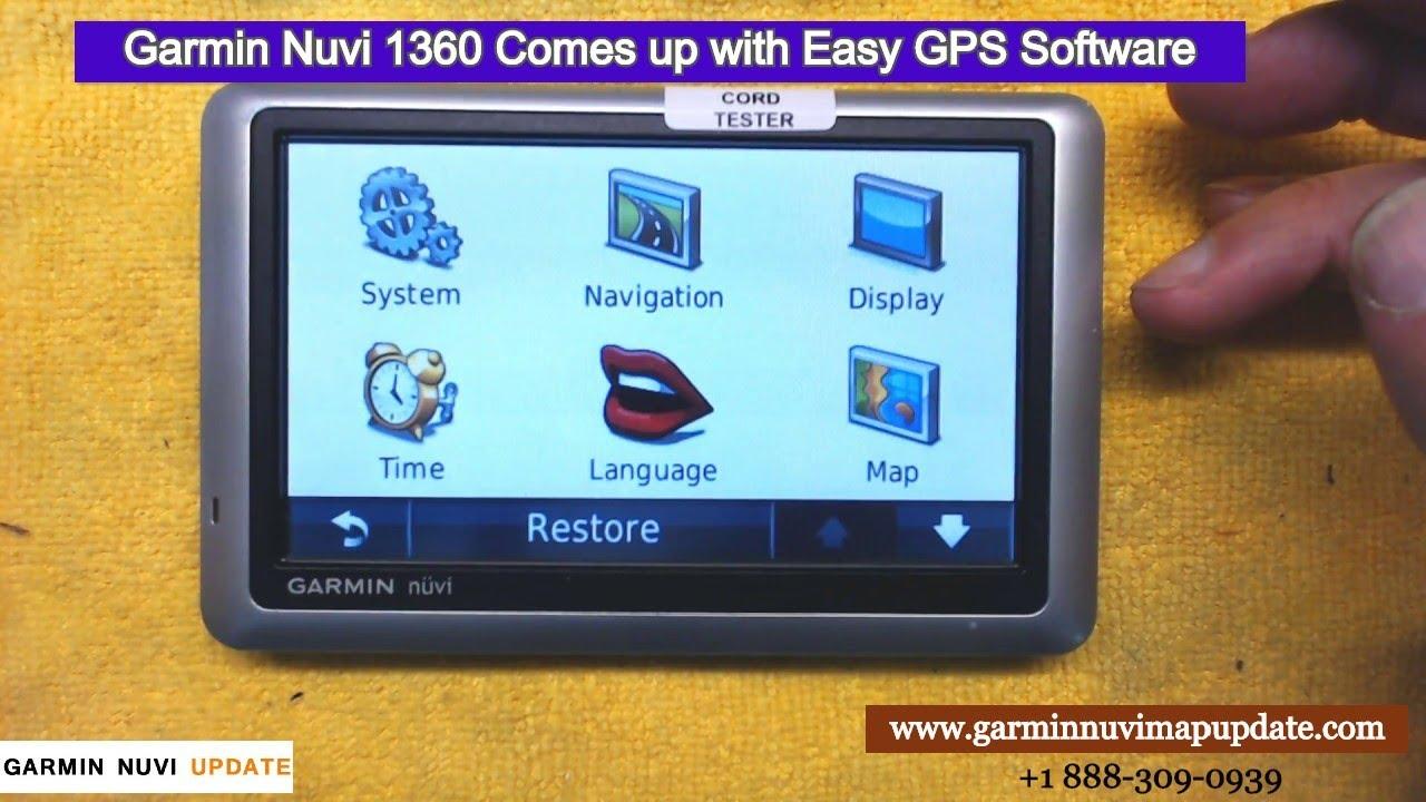 updating a garmin nuvi 200