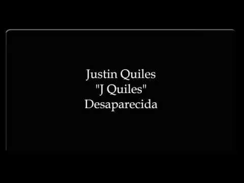 Desaparecida - J Quiles (Letra Original)