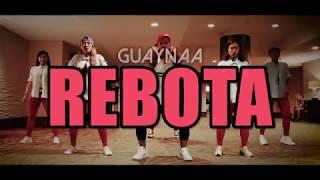 REBOTA - Guaynaa (Coreografía ZUMBA) / LALO MARIN