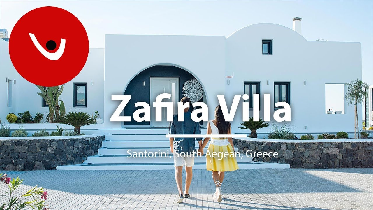 Zafira Villa to Rent in Santorini