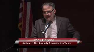 Max Holland: Images from an Assassination - November 13, 2013