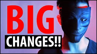This Channel Is About To Change MASSIVELY...