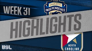 HIGHLIGHTS #CLTvNC | 10-13-2018