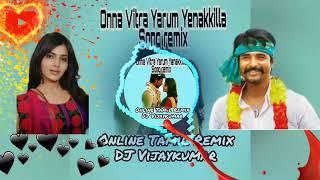 Onnavitta Yarum Yenakkilla song remix tamil || #Tamilremixsong || #SimaRaja|| by Online Tamil Remix