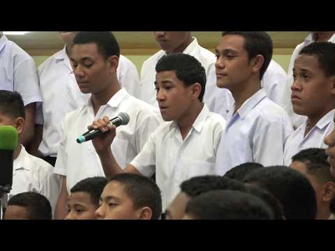 Amazing Male Choir - Tupou College Toloa - Kingdom of Tonga