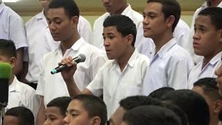Amazing Male Choir - Tupou College Toloa - Kingdom of Tonga