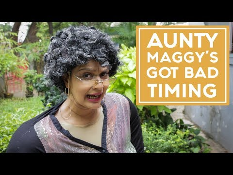 Bandra aunties get competitive in 'Its all about timing maggy'