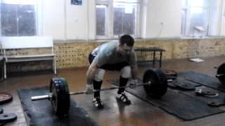Тяжелая атлетика ,толчок 125 кг