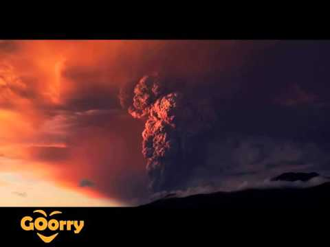 Video of volcano eruption in Chile is both terrifying and beautiful