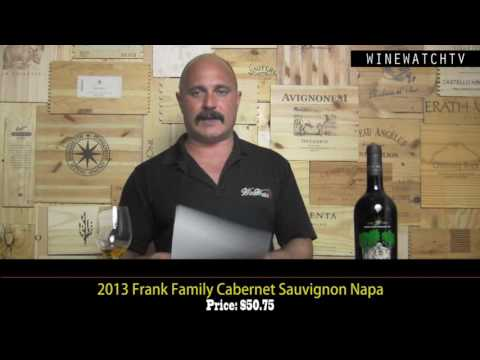 What I Drank Yesterday  Frank Family Wines - click image for video