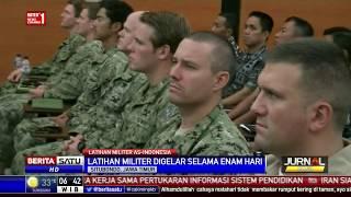 Korps Marinir TNI AL dan AS Latihan Perang di Situbondo Selama 6 Hari
