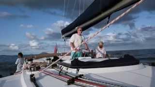 Catamaran to Flat Island (Mauritius) - Île Plate (Île Maurice)