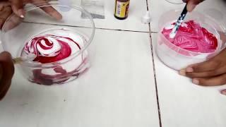 SIMPLE BANGET!! Cara membuat slime