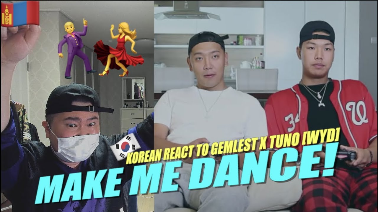 Download 🇲🇳🇰🇷🔥Korean Hiphop Junkie react to Gemlest x Tuno - WYD (MGL/ENG SUB)