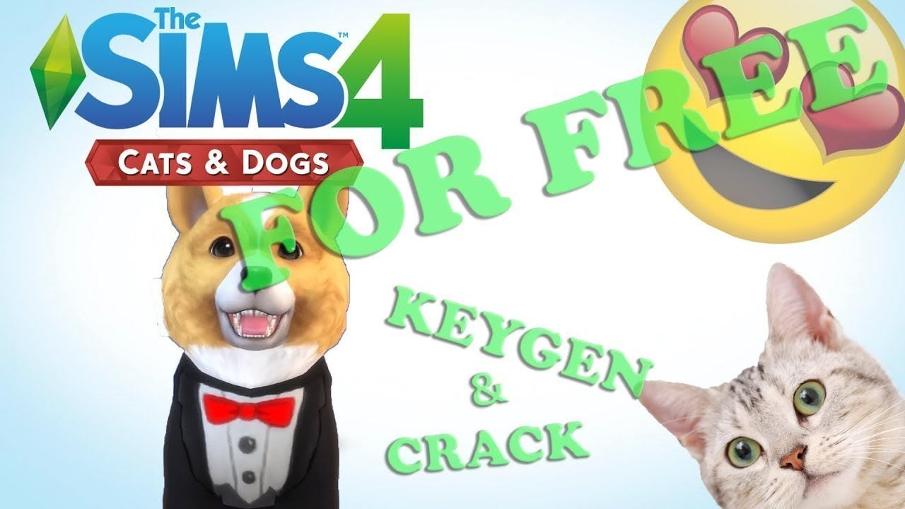 sims 4 cats and dogs free license key