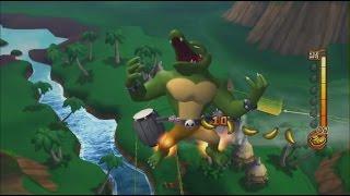 Donkey Kong : Barrel Blast - Topaz Cup (Expert) (HD)
