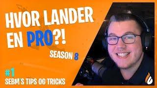 HVOR LANDER SEBM1337 [Season 8] ? | Tips and Tricks in Fortnite