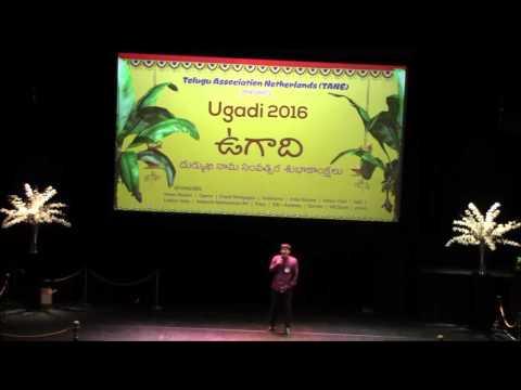 TANE Karaoke Performance by Ramesh Sripatnala