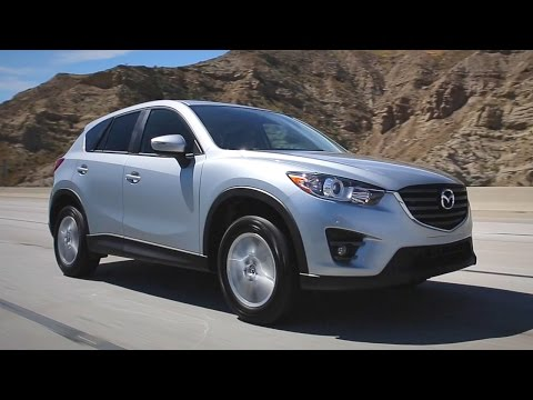2016 Mazda CX-5 - Review and Road Test
