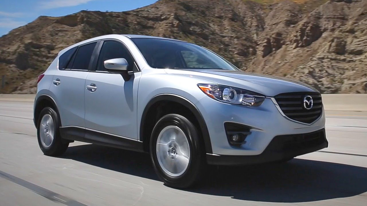 2016 mazda cx-5 - review and road test - youtube