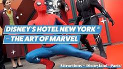 Disney's Hotel New York ® – The Art of Marvel