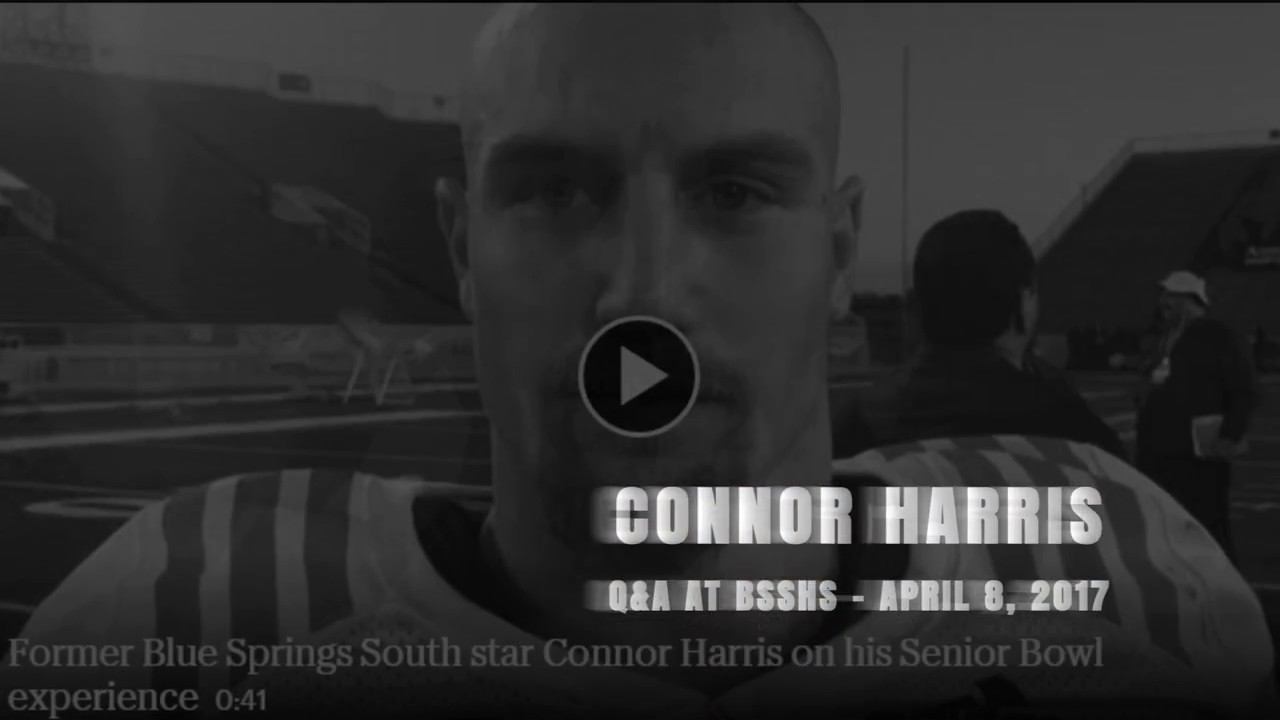 Connor Harris Interviews