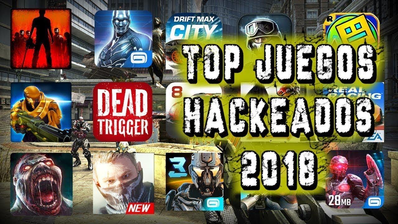 Top 25 Juegos Hackeados Para Android Hack Apk Mod Actualizados 2018